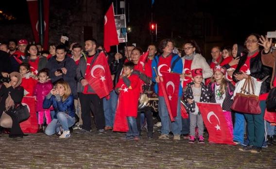 Bursa'da Cumhuriyet Coşkusu