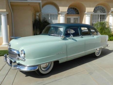 Klasik Amerikan Arabaları