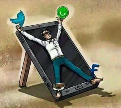 Teknoloji ve Sosyal Medyanın Zararları