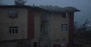 Adana Aladağ Yurt Yangını