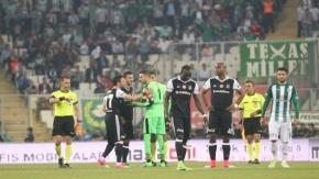 Bursaspor-Beşiktaş Maçı