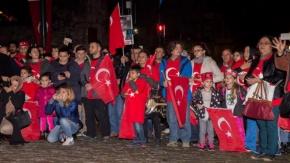 Bursa#039;da Cumhuriyet Coşkusu