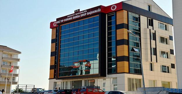 Bursa Adli Tıp Kurumu