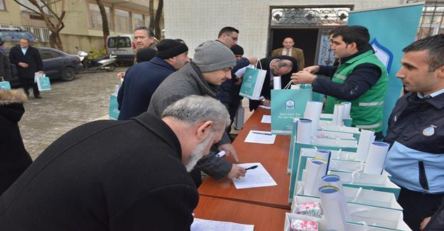 Bursa'da Geri dönüşümde belediye ve müftülük iş birliği