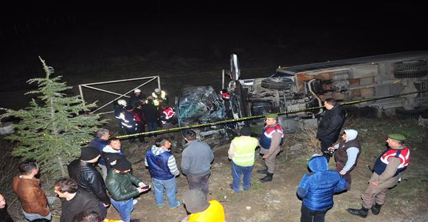 Feci kazada hayatını kaybedenlerden 3'ü kardeş çıktı