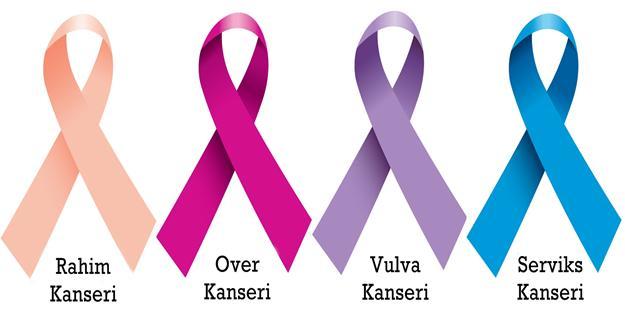 Dünya da artan kadın kanserlerine dikkat