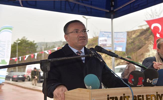 Bakan Bozdağ, 8 milyon TL değerindeki Deprem Müzesinin temelini attı