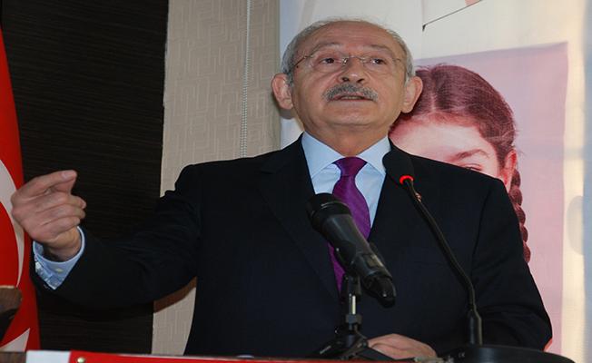 """CHP Genel Başkanı Kılıçdaroğlu: """"Freni olmayan bir sistem kuruyoruz"""""""