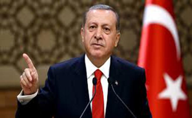 Cumhurbaşkanı Erdoğan'dan Avrupa'ya tutuklu gazeteci cevabı