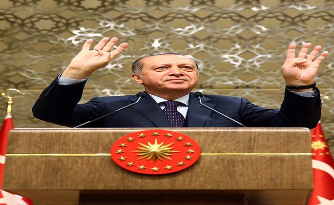Erdoğan, Cumhurbaşkanlığı Hükümet Sistemini anlattı