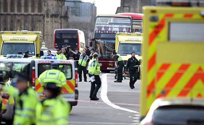 Londra'daki terör saldırısında ölü sayısı 4'e yükseldi