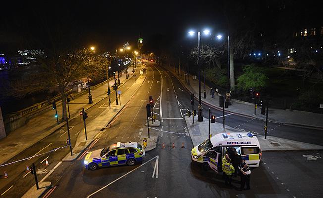 Londra'daki terör saldırısı: 5 ölü, 40 yaralı
