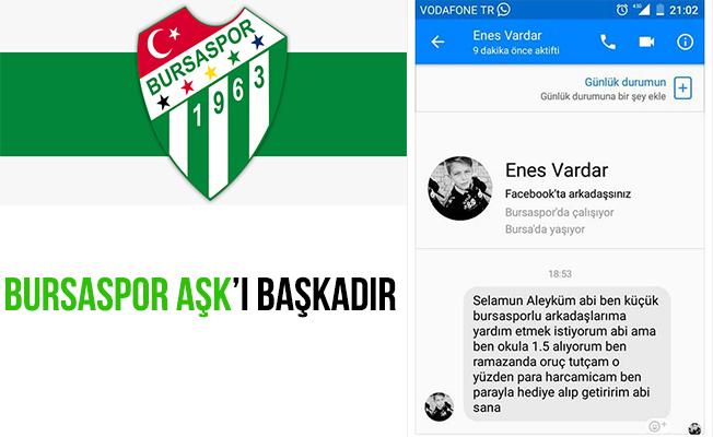 Bursaspor'lu Olmak Başkadır