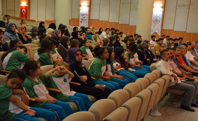 Bursa'da yetim çocuklara yaz okulu