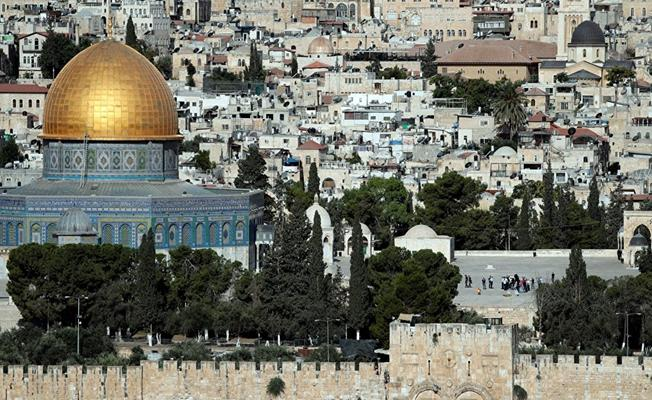 Mescid-i Aksa'nın İsrail tarafından ibadete kapatılması