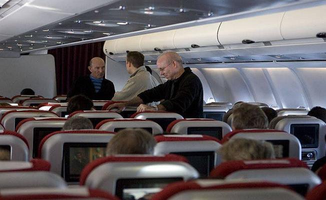 Sürekli uçak seyahati yapanlara uyarı