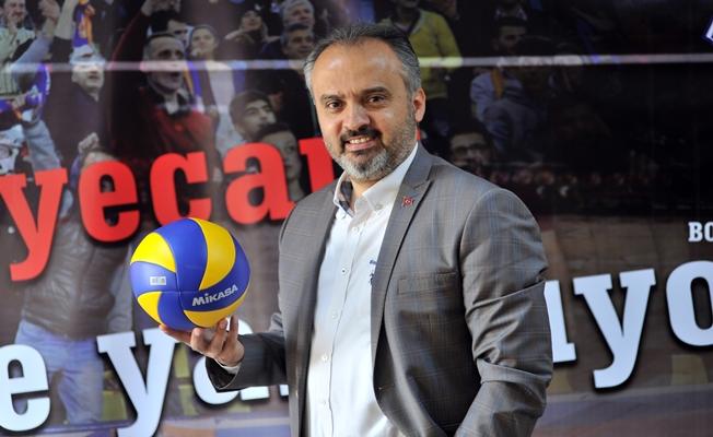 2017 Erkekler Voleybolunda Hedef Balkan Kupasını Almak