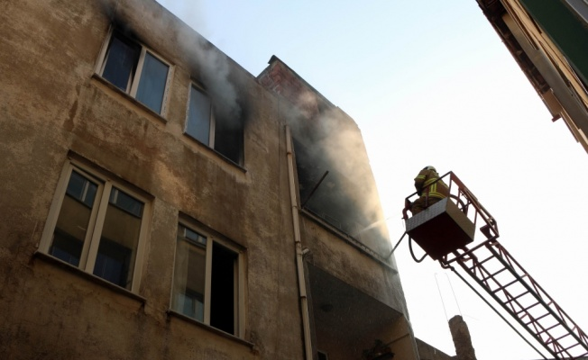 Aynı Bina 10 Gün İçinde 11 Defa Yandı