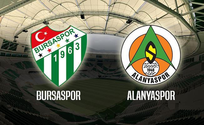 Bursaspor Alanyaspor Maçı Bilet Satış Programı
