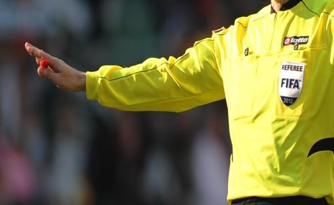 Bursaspor Alanyaspor Maçının Hakemi: Serkan Tokat