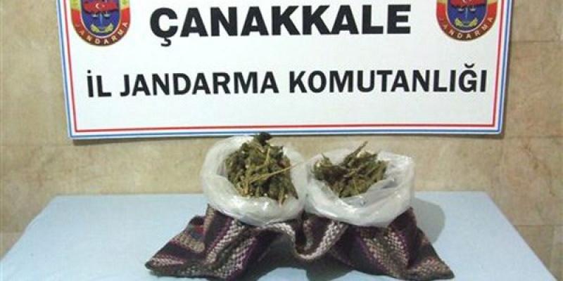 Çanakkale'de Nefesleri Kesen Dev Uyuşturucu Operasyonu Yapıldı
