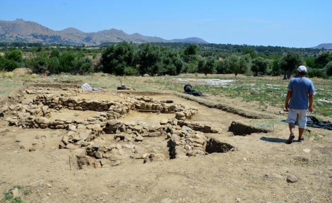 Gökçeada'da Tarihi Asırlık Yapı Bulundu