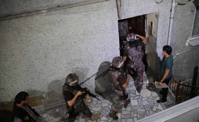 İstanbul'da Nefesleri Kesen Uyuşturucu Operasyonu Yapıldı
