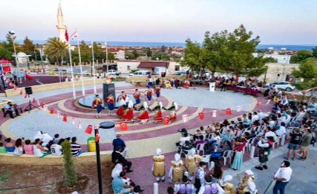 Osmangazi'den Kıbrıs'a Kardeşlik Parkı