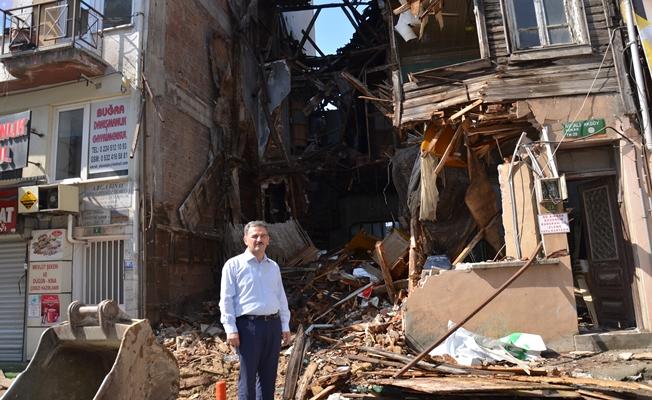 Tarihi Binalar Restore Edilerek Gelecek Kuşaklara Bırakılacak
