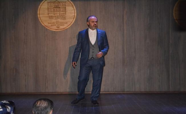 Başkan Aktaş Performansı İle İzleyenleri Mest Etti