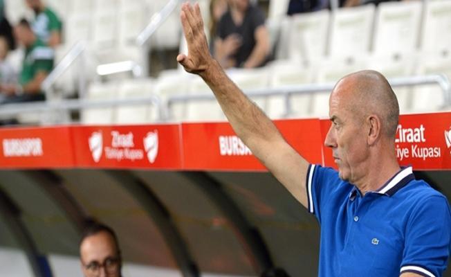 Bursaspor Teknik Direktörü Paul Le Guen: 'Özgüvenli Oynadık'
