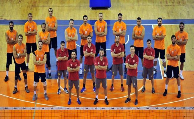 Voleybol Takımı Balkan Kupası Öncesi Moral Yemeğinde Buluştu