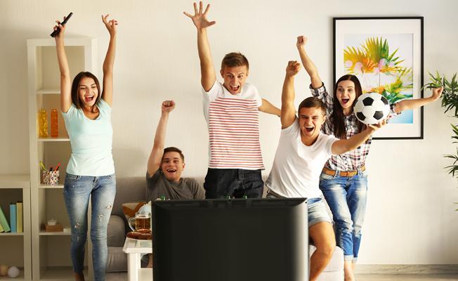 Dev derbi TV satışlarını katladı!