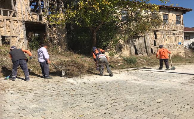 Fındıcak Köyü Temizlendi