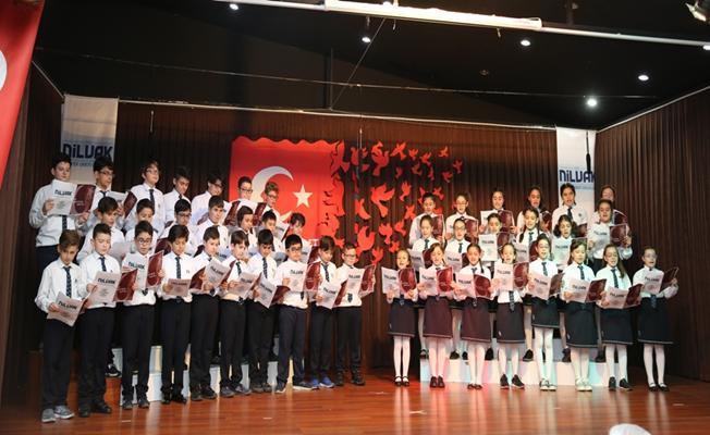 Özel NilVak Okulları'nda Cumhuriyet coşkusu