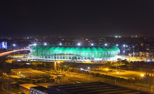 Bursa, Stadyum İçin Bir Arada