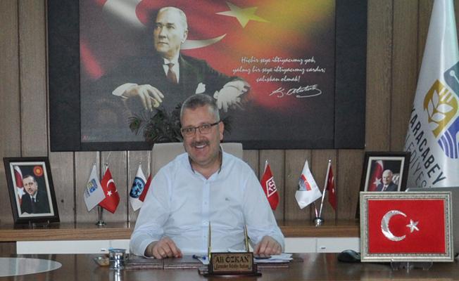 Başkan Özkan '10 Ocak Çalışan Gazeteciler Günü'nü kutladı