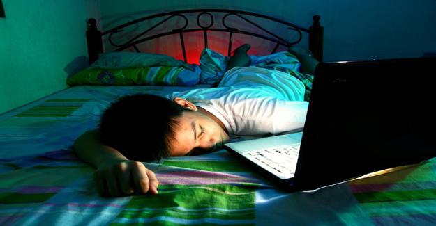 Bilgisayar Bağımlılığına Karşı ''Teknoloji Detoksu''