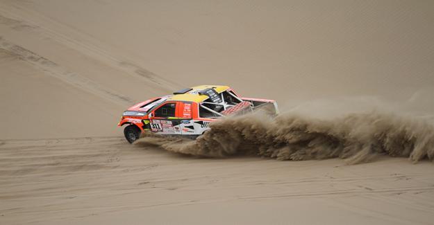 Dakar Rallisi'nin  Sponsoru Kärcher  oldu