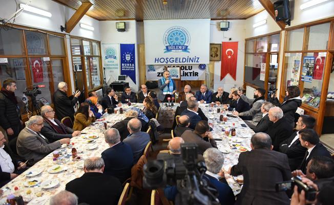 Liderler Uludağ'da Buluşacak