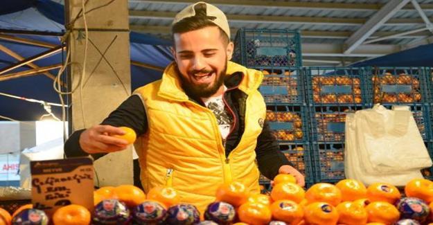 Bursa'lı Mandalinacı Veysel Mutlu'nun Klibi İzlenme Rekorları Kırıyor