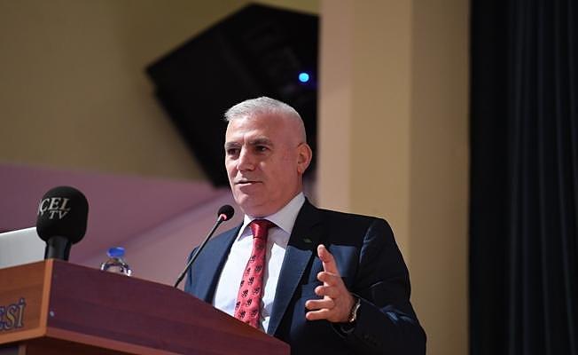 Nilüfer Belediye Başkanı Mustafa Bozbey Mersin'de değişimi nasıl yönettiklerini anlattı