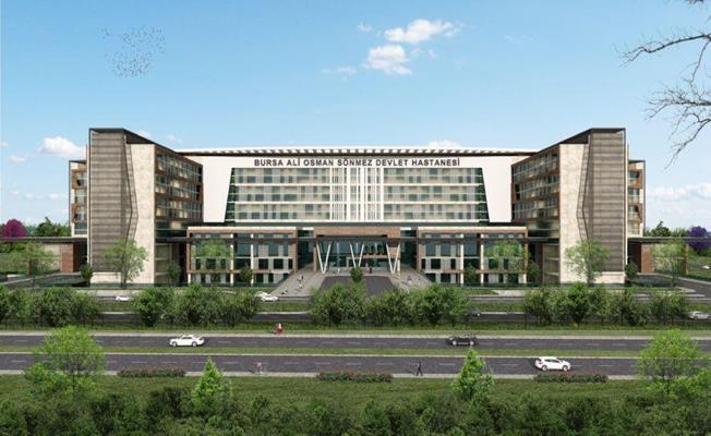 Bursa Ali Osman Sömez Devlet Hastanesi