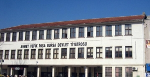Ahmet Vefik Paşa Tiyatrosu Bursa