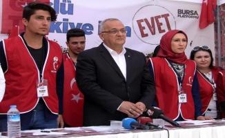 """Eski CHP belediye başkan adayı """"Evet"""" oyu verecek"""