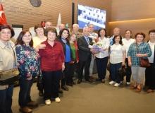 Başkan Bozbey Halk Günü'nde 150 kişiyle görüştü