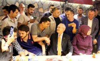 CHP Genel Başkanı Kılıçdaroğlu Bursa'da