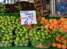 Ramazan öncesi meyve ve sebze fiyatları düştü