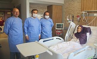 Yüksek İhtisas Eğitim ve Araştırma Hastanesinde İlk Organ Nakli
