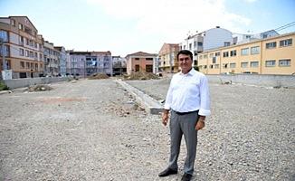 Demirtaş'a Modern Pazar Yeri